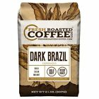 Coffee Beans - Dark Brazilian Cerrado Whole Bean Coffee Fresh Roasted Coffee LLC