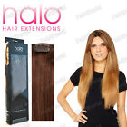 "Halo 20"" Deluxe Clip-In Extension 100% Indian Remy Human Hair 12 Pieces"