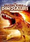 The Amazing World of Dinosaurs (DVD, 2012, 2-Disc Set)