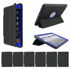 For iPad 2/3/4 Mini Air 2 Shockproof Heavy Duty Hard Case Smart Cover Stand