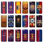 Fútbol Club Barcelona Pattern Shockproof TPU Cover for iPhone Samsung Huawei