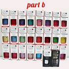 cnd shellac uv led gel nail polish base top coat 7 3ml 0 25oz pick any part b