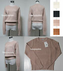 2017 S/S UNIQLO Women UNIQLO U Lemaire Cotton Mesh Crewneck Sweater Knit New