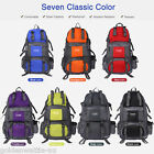 50L Waterproof Outdoor Backpack Athletic Sport Hiking Travel Rucksack Bag