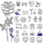 Metal Cutting Die Stencil DIY Scrapbooking Embossing Album Paper Card Crafts