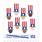 USPS New Uncle Sam's Hat pane of 20