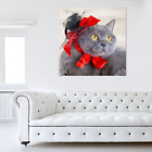 Choose Your Own Photo on Canvas Printing -  Square Canvas Wall Art +More Sizes