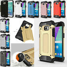 Shockproof Heavy Duty Hybrid Armor Tough Hard TPU+PC Case Cover For Newest Phone