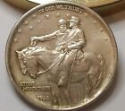 1925 HIGH GRADE STONE MOUNTAIN MEMORIAL COMMEMORATIVE LOT SILVER HALF DOLLAR
