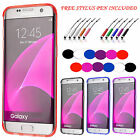 S-Line Back Case Soft Gel  Silicone Slim Grip Cover For  Samsung Galaxy A3 2017