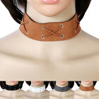 Fashion Personality Gothic Retro Choker Collar Necklace Wide Neck Jewelry New