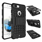 Rugged Armor Shockproof Heavy Duty Hybrid Stand Case For iPhone 5S 6S 7Plus