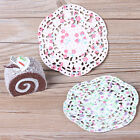 "100X 4.5"" Inch Flower Round Paper Lace Doilies for Cardmaking & Scrapbooking"
