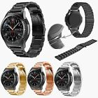 Solid Stainless Steel Strap Band 22mm for Samsung Gear S3 Frontier & Classic image