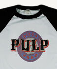 PULP all sizes new T SHIRT S M L XL jarvis cocker disco 2000