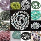 New natural freeform Gemstone chips loose Beads strand DIY jewelry making 16