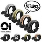 Knog Oi Classic Edition Bike Bell - Large Bicycle Bell - Choice Of 4 Colours