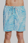 New TOMMY BAHAMA Naples Across the Frond LOL Blue swim trunks Small or XL