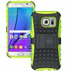 """Exact Tank Shock Proof Case """"Built-in Kickstand"""" Cover For Samsung Galaxy S7"""