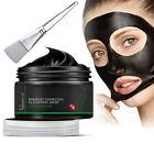 Blackhead Remover Cleansing Peel Off Mud Bamboo Charcoal Face Mask Brush Dreamed