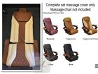Massage seat back pillow cushion upholstery cover nail hair pedicure spa chair