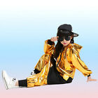 Kids Bright Modern Jazz dance Boys Outfits Performance Hip Hop Dance Costumes