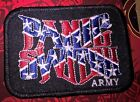 Panic Switch Army Patch Choose 7 Different Styles Kurt Busch Nascar Racing Patch