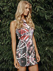 Bebe Sydney Palm Springs Dress