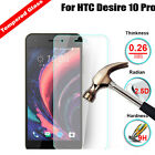 Premium 9H Tempered Glass LCD Screen Protector Film Cover For HTC Desire 10 Pro