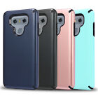 """For LG G6 5.7"""" Shockproof Hybrid Dual Layer Tough Case Armor Cover"""