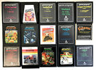 Atari 2600 Games  - You Choose / Pick from Over 60+ Games!