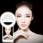 1x 36 Leds Flash Cellphone Camera Fill Light Bulb For Iphone Smartphone 3Colors