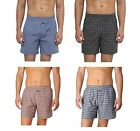 Pack of 4 Boxer Shorts For Men - Assorted/Random selection of designs