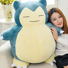 2016 Best Xmas Kids Gift Pokemon Plush Toys Character SNORLAX Game Doll 30/50cm