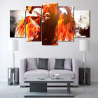 FALLEN ANGEL GIRL ANIME ART WALL FRAMED CANVAS PICTURE PRINT HOME DECOR ABSTRACT