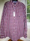 Chaps Classic Fit Easy Care Casual Shirts Big Sky Collection XL- 4XB   NEW