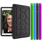 Poetic Apple iPad 9.7 [Turtle Skin] shockproof Case Rugged Silicone Cover 4Color
