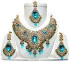 Indian Modern Necklace Set High Quality Royal Jewelry Different Styles & Colors