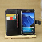 For Samsung Galaxy S5 Active SM-G870 Card Wallet Leather Case Cover,9 Colors