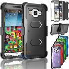 For Samsung Galaxy Express Prime Belt Clip Holster Hard Case Protective Cover