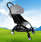 Pushchair Lightweight Mini Baby Stroller Buggy From Birth Gray White Speck
