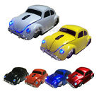 1600DPI USB Optical 2.4Ghz wireless Mouse Beetle Car Mice Bug for Laptop PC Gift