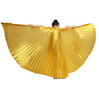 NEW 2017 KIDs Fancy party wings Children's Isis Wings Gold Silver White Rainbow