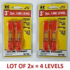 LOT of 1x 2x Line Level 3