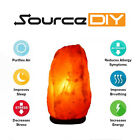 Crafted Himalayan Crystal Pink Rock Salt Lamp Healing Ioniser Different Styles