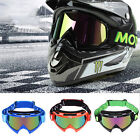Eye Protector Motocross Dirt Bike Racing Goggles Motorcycle Bike Eyewear Glasses