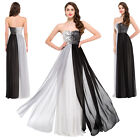 Sequins Stylish Wedding Party Masquerade Bridesmaid Formal Gown Long Dress
