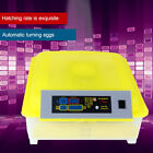 48 Digital Egg Incubator Hatcher Automatic Turning Temperature Control Poultry