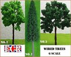 G SCALE 1:22.5 - 1:32 TREES & FENCING, GARDEN 45mm GAUGE RAILWAY TRAIN SCENERY
