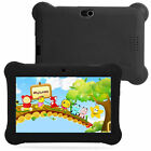 "For Kids Android 4.4 Case Bundle 7"" Dual Camera 1.2Ghz Wi-Fi Quad Core PC Tablet"